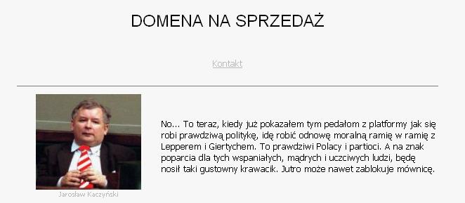 beka z Kaczyńskiego
