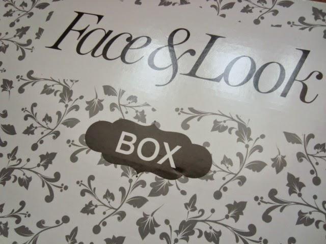 Mój pierwszy box Face&Look