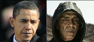 Does Satan look like Obama