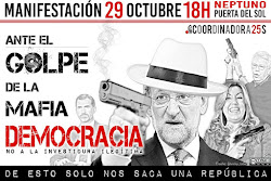 Fuera la mafia República y democracia!!!
