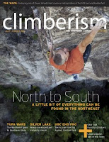 Free Rock Climbing Magazine and T-shirt