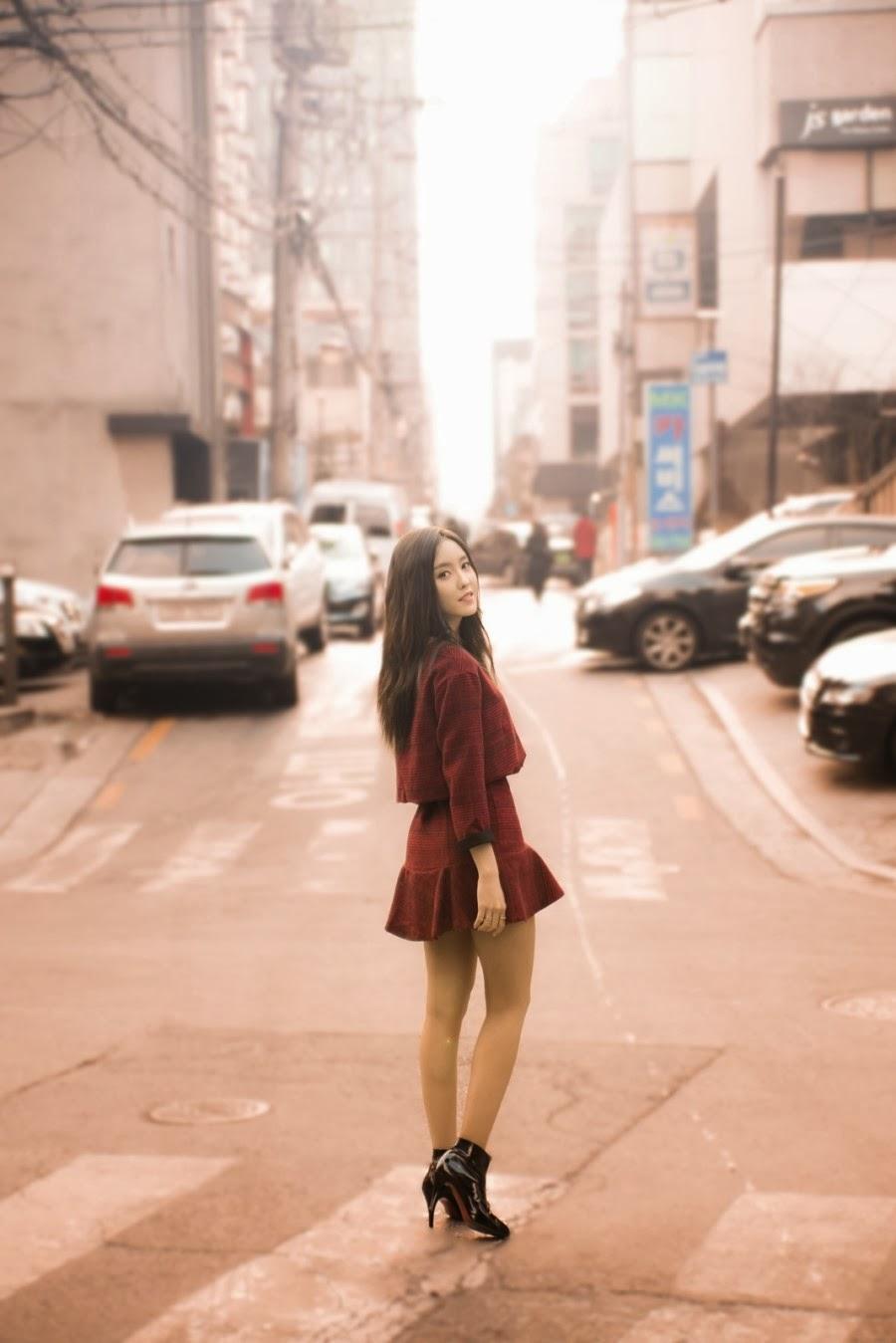 Hyomin - Casually Beautiful