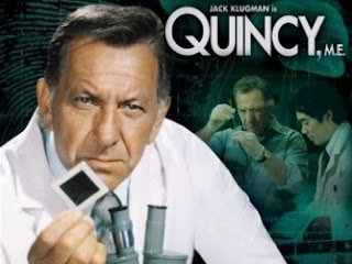 Quincy, the role of Jack Klugman from 1976 - 1983