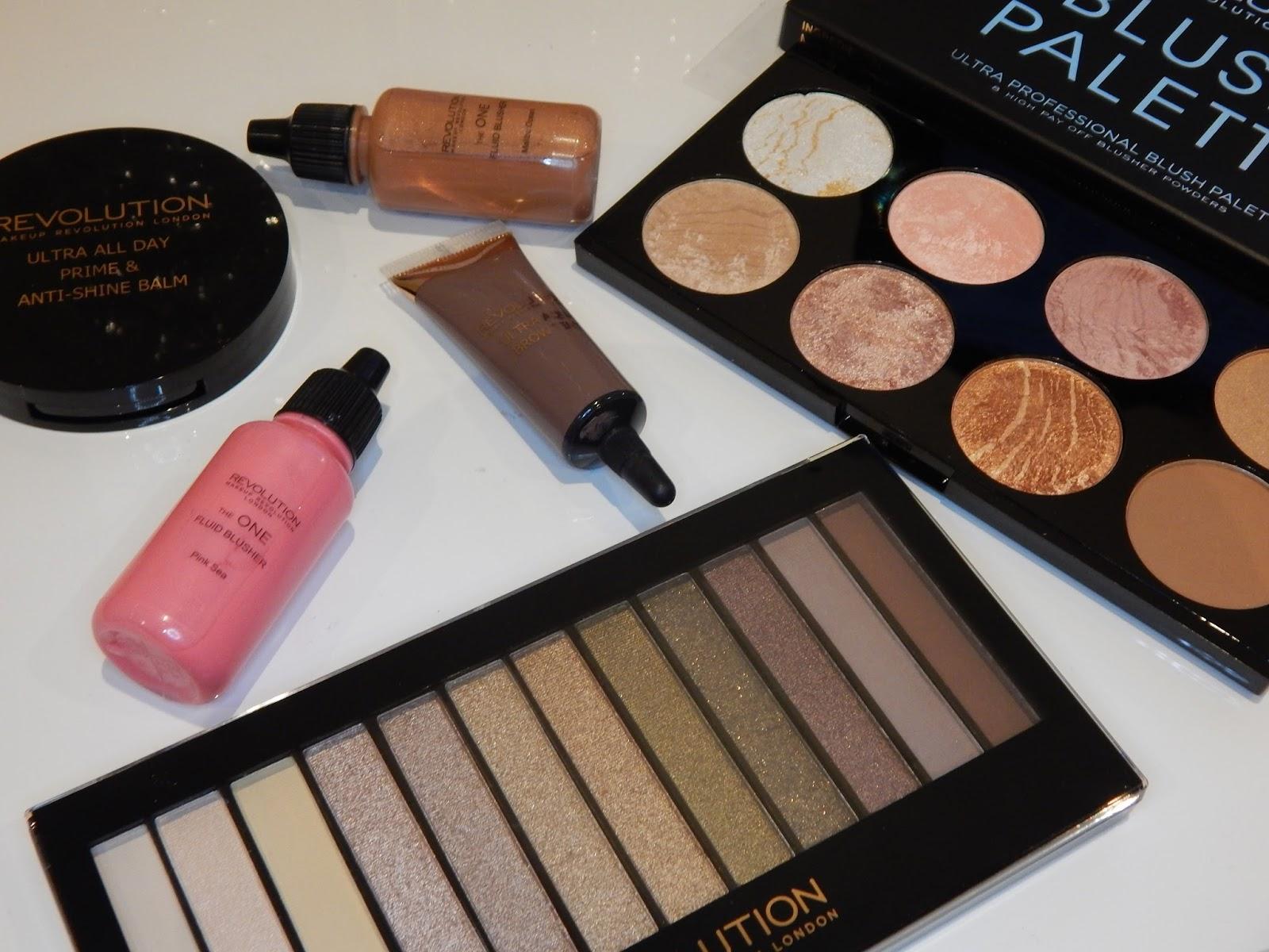 Makeup Revolution November New Products
