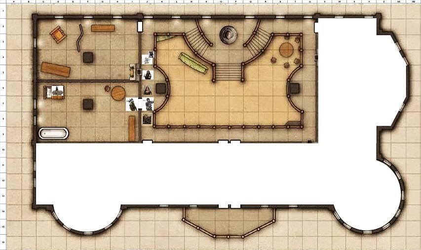 Combat Map - Turn 29