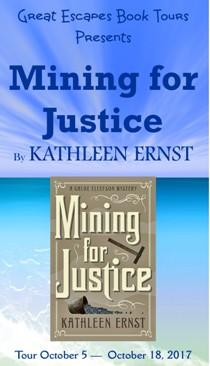 Kathleen Ernst: here 10/7/17