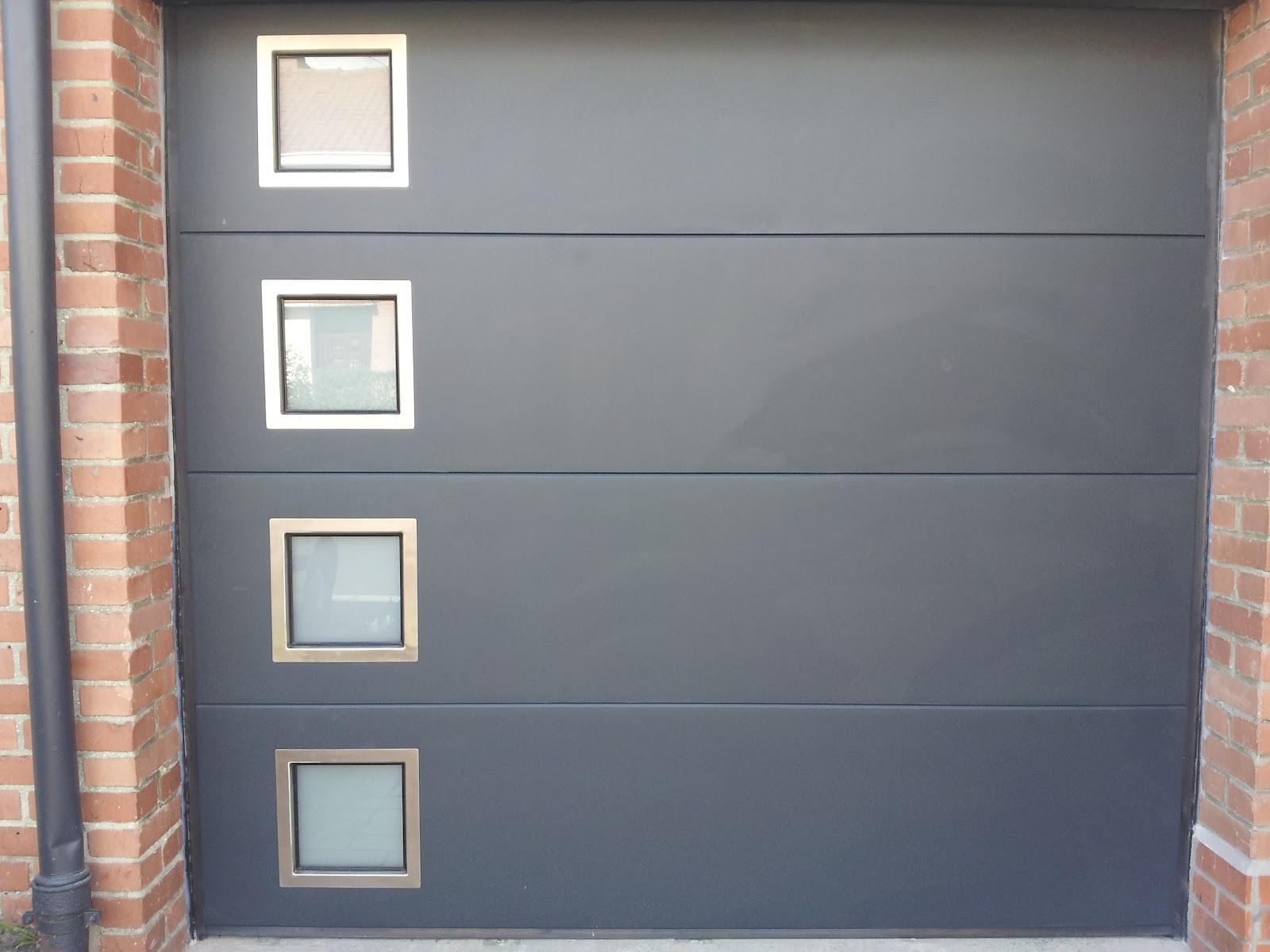 Moderniser votre fa ade avec des portes en aluminium for Facade de porte