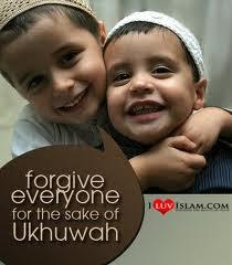 Bermaaf-maafan itu sifat orang yang bertaqwa