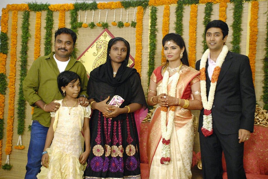 Rahul and Chinmayi wedding reception photos-HQ-Photo-24