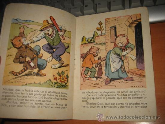 El gato bandido - Rafael Pombo (cuento infantil)