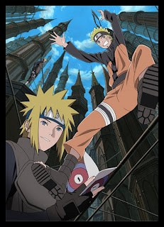Naruto Shippuden The Movie 4 : The Lost Tower