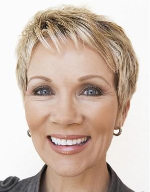 Peinados Cortos Modernos Mujer - Peinados para mujeres de 40 años fotos de los peinados (Foto) Ella