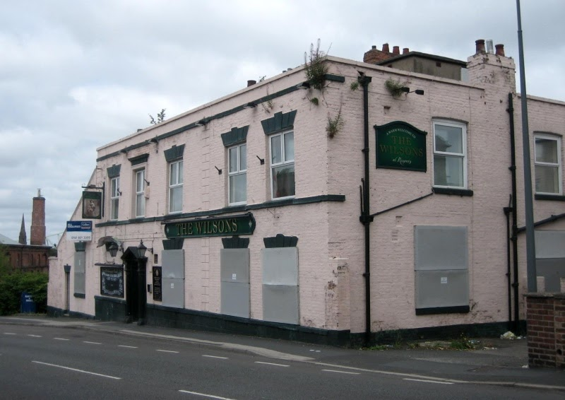 closed pubs  the wilsons