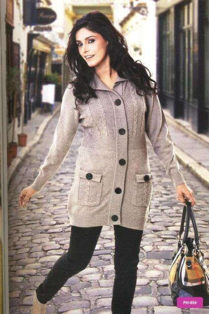 Rizstylescom Latest Ladies Sweaters Winter Collection 2012 13
