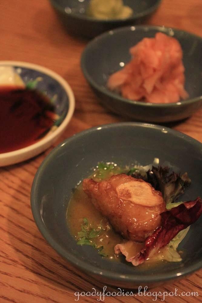 Sushi Q Tea Cafe Menu