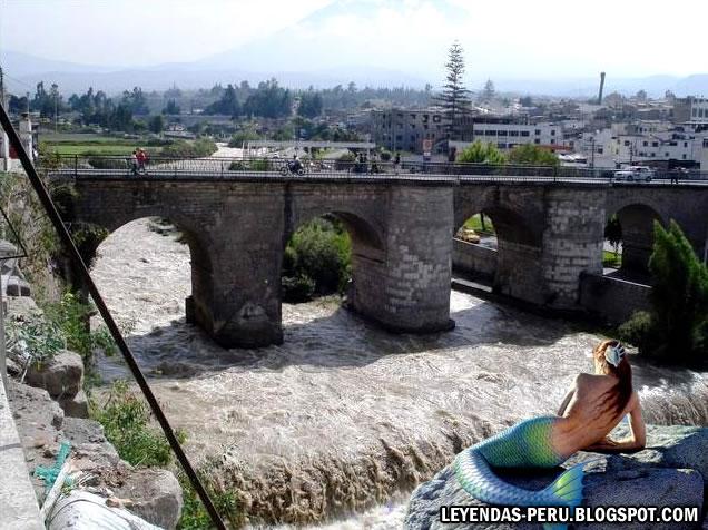 Sirena del Puente Bolognesi