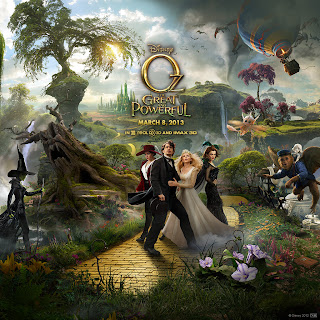 Oz the Great and Powerful iPad wallpapers 002
