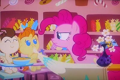 My Little Pony Baby Cakes stiill The Brick Castle