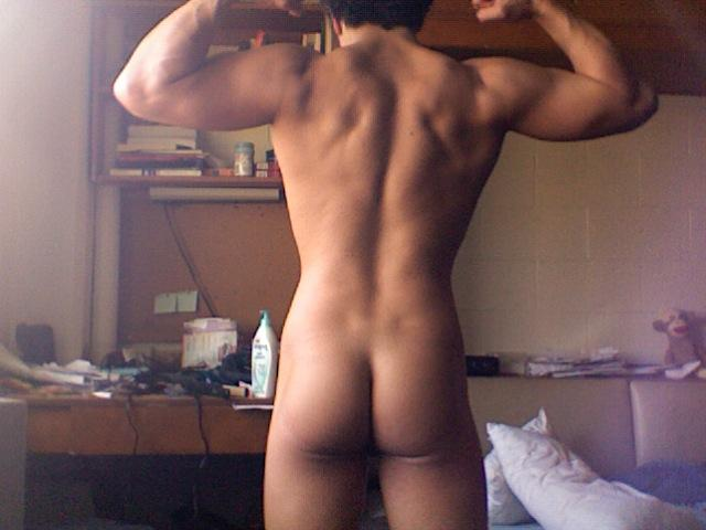 self pic nude male ass