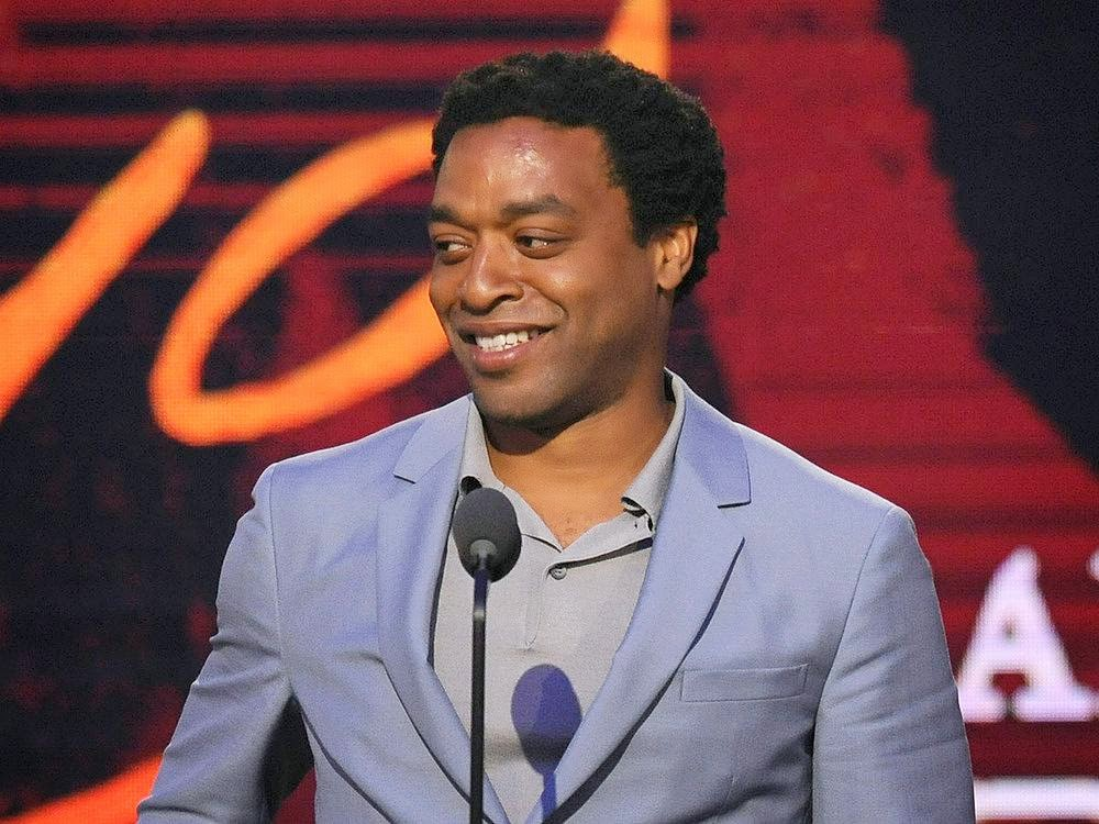 Chiwetel Ejiofor the new 'James Bond' villain