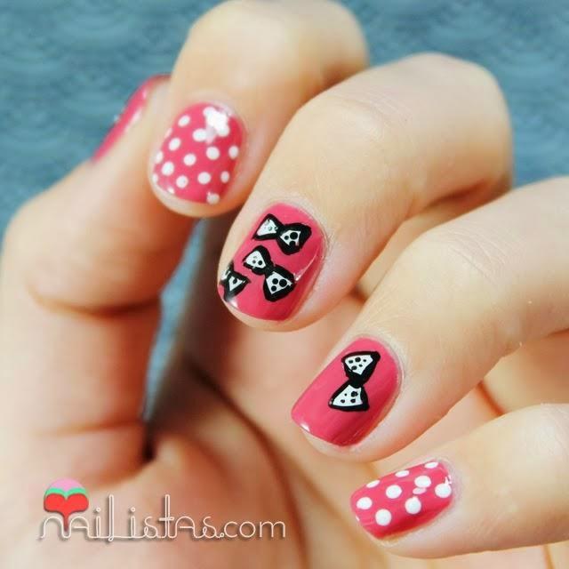 imagenes de uñas decoradas, diseños , estilos, figuras de uñas ...