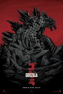 Godzilla Remake Poster