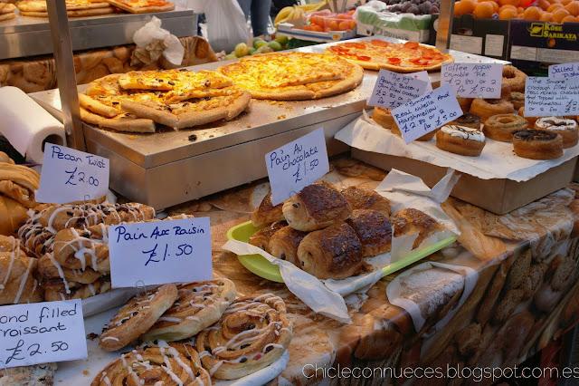 mercado portobello londres