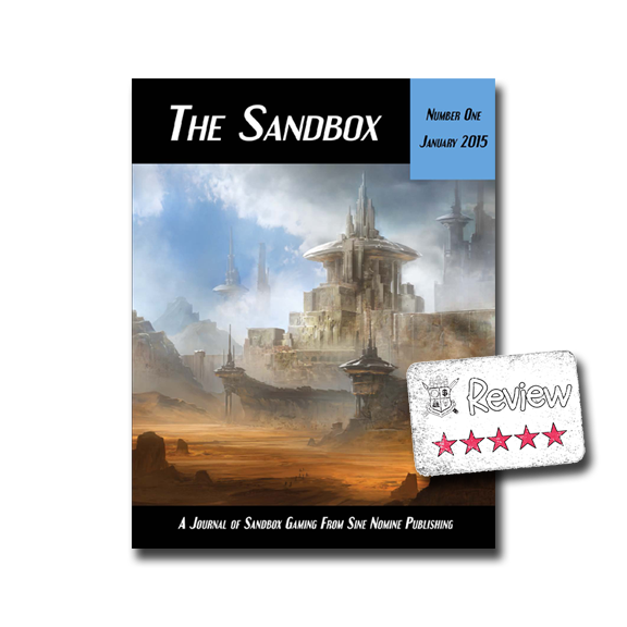 Frugal GM Review: The Sandbox