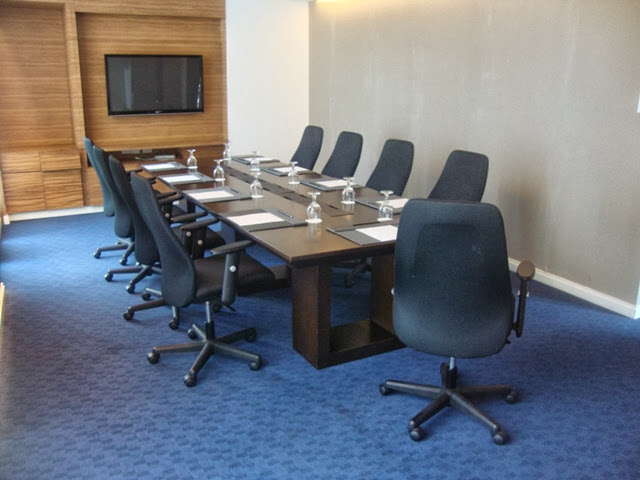 F1 Hotel Manila Conference Room