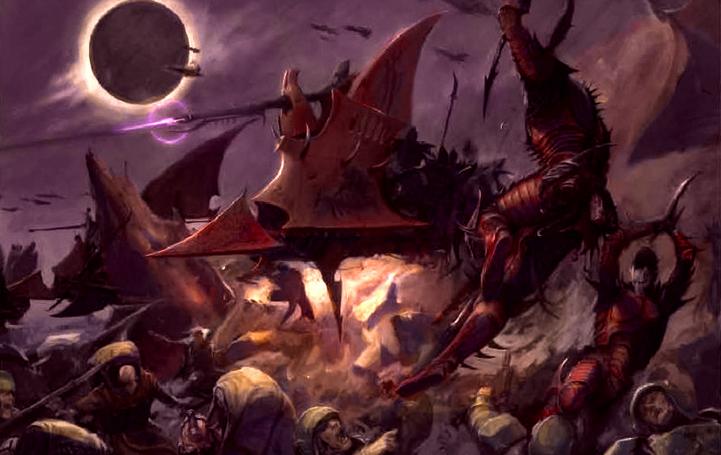 Dark Eldar Raider costs, Liquifier, and Dark Scythes Uncovered