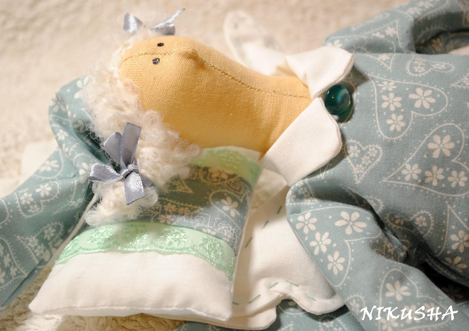 сонный ангел