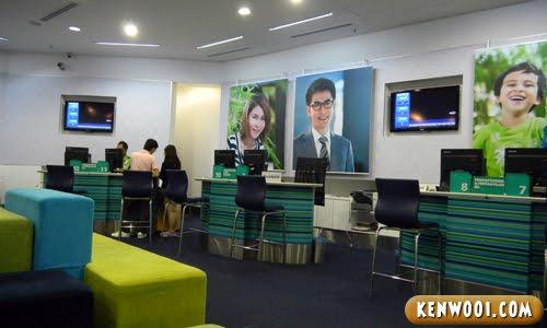 maxis center