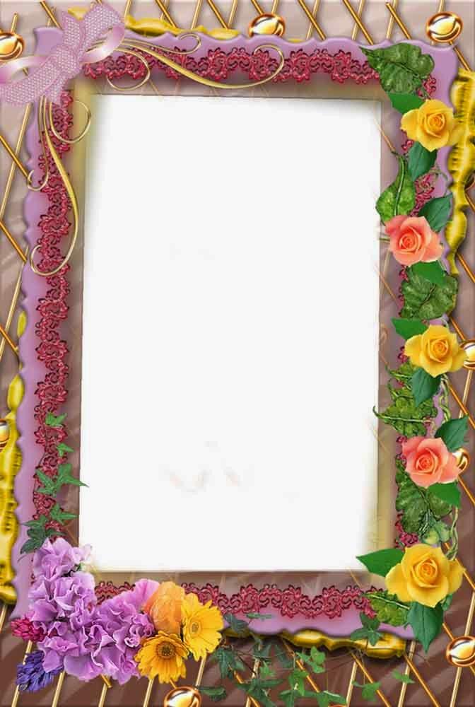 flower frame | flowers frame
