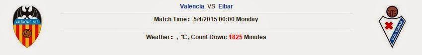 kèo bóng đá chọn lọc  Valencia vs Eibar