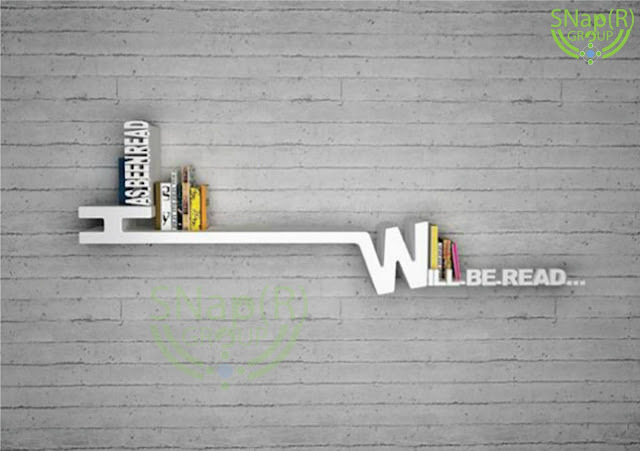 Creative Bookshelves