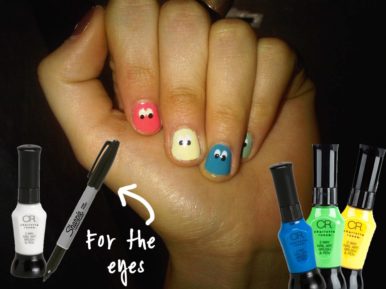 Fantastic Easy Nail Art Pen Designs 3 Image Collection - Nail Art ...