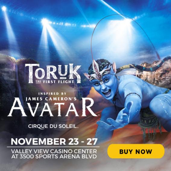 Enter to win tickets to opening night of TUROK - The First Flight - November 23
