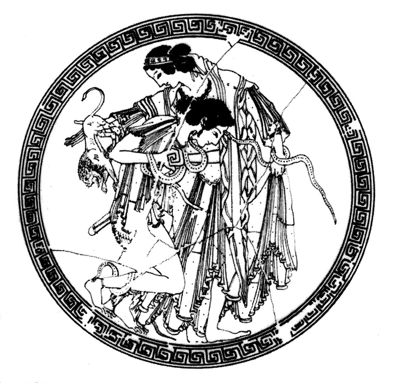 Image result for χειρωνιος χαιρετισμος