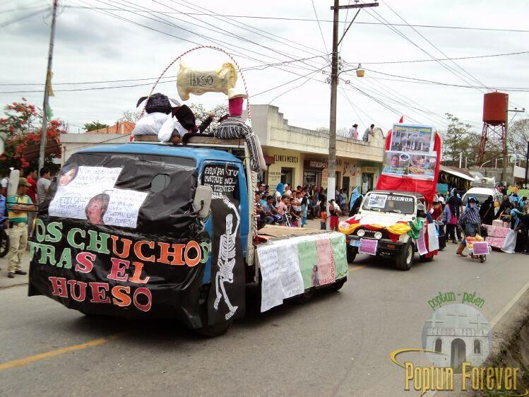 Desfile Bufo 2014: