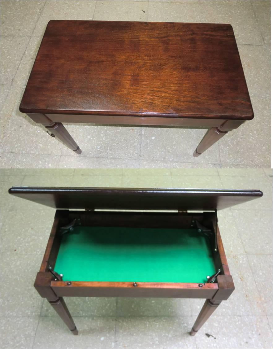 Restauraci n de muebles restaura tus muebles for Tirar muebles madrid