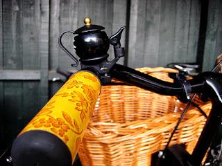 campanello per bicicletta