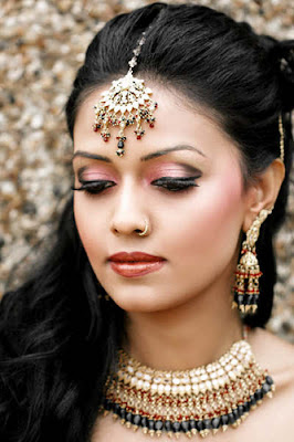 Funny Bridal Makeup : Latest Fashion Design For Girls USA ALL FUN: Latest ...