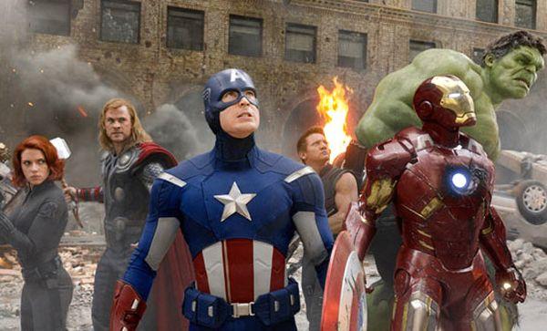 10 Film Hollywood Paling Banyak Dibajak Sepanjang Tahun 2012: Marvel's The Avengers