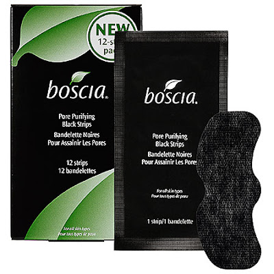 Boscia, Boscia skincare, Boscia skin care, Boscia Pore Purifying Black Strips, pore strips, skin, skincare, skin care