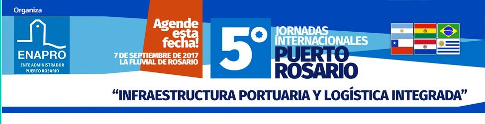 Jornadas Puerto Rosario 2017