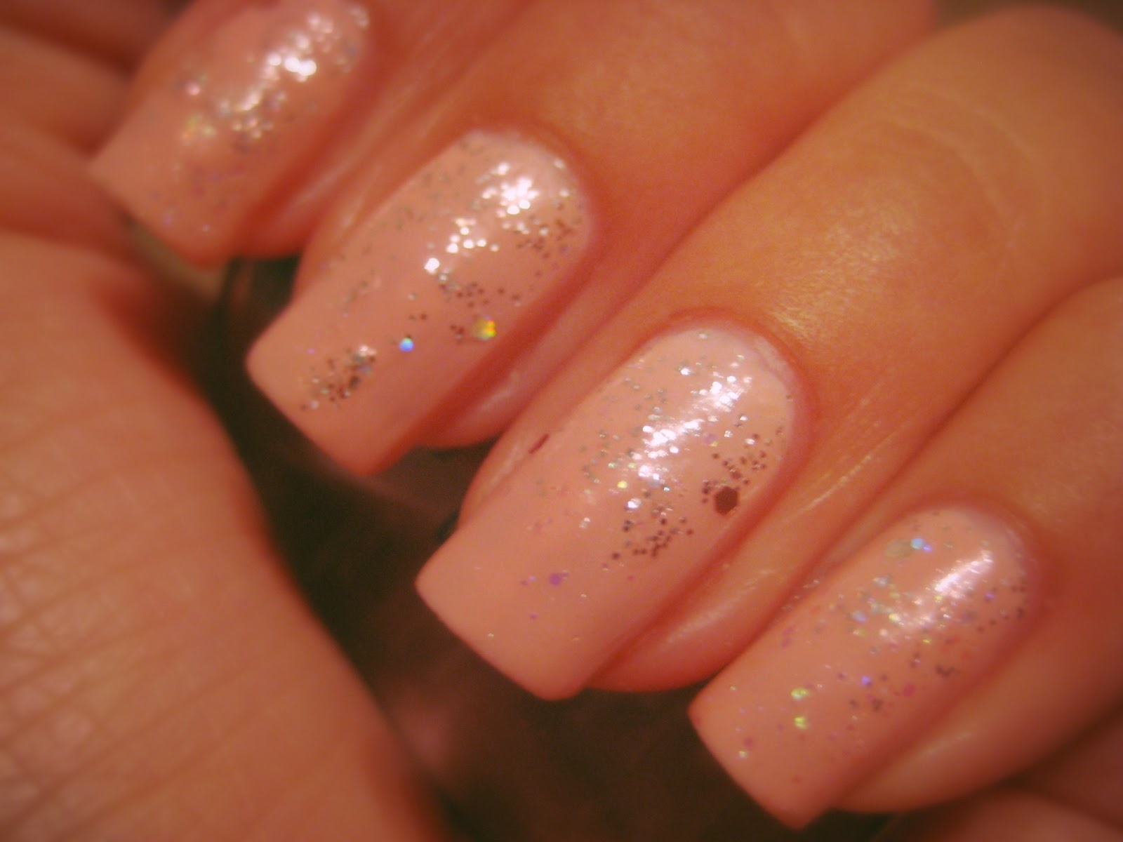 5 Finger Discount Cute Holiday Nail Art On A Budget Simple Light