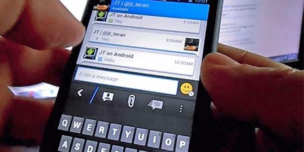 Cara Membuat Foto Selfie Bergerak untuk DP BBM Handphone Android