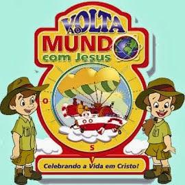 CD Volta ao Mundo com Jesus