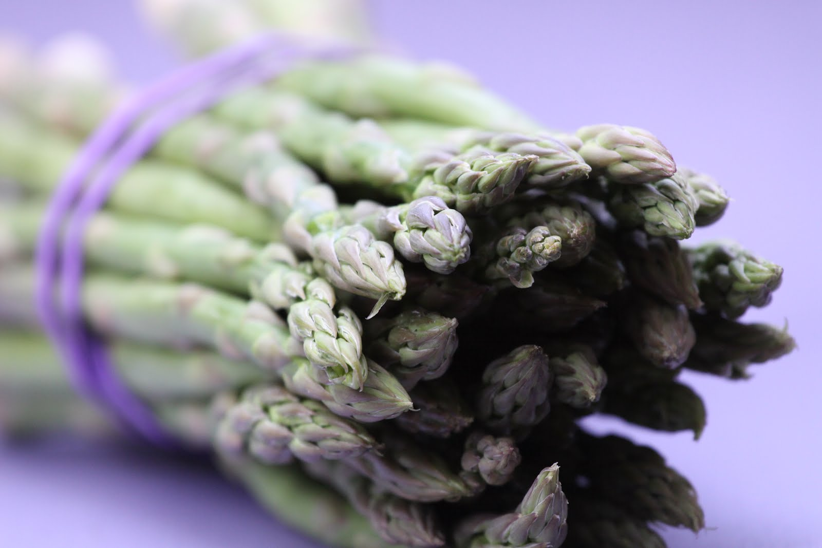 how to cook fresh asparagus and make it soft