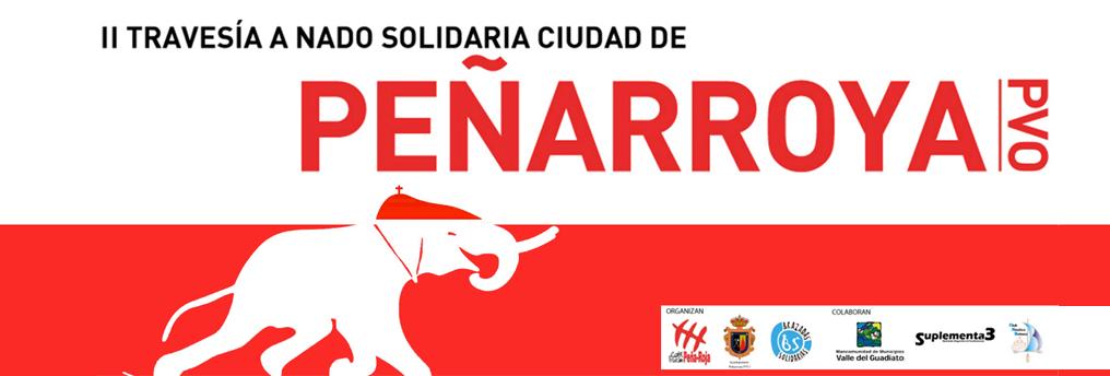 II Travesía a nado solidaria Ciudad de Peñarroya Pueblonuevo
